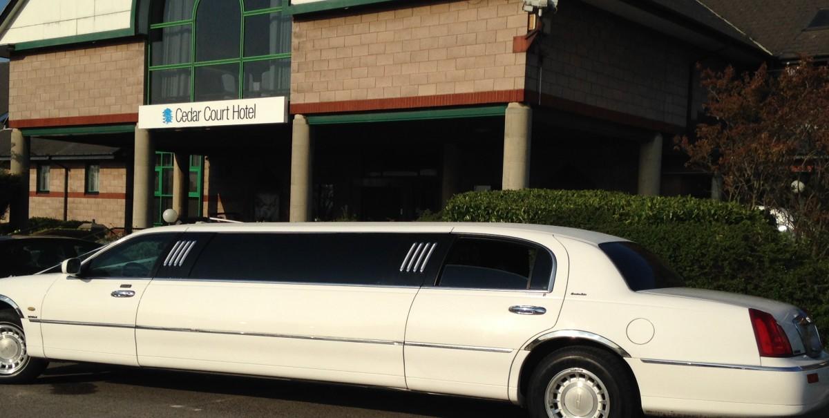 Cedar Court Hotel Wedding Fayre 2015 Wedding Cars