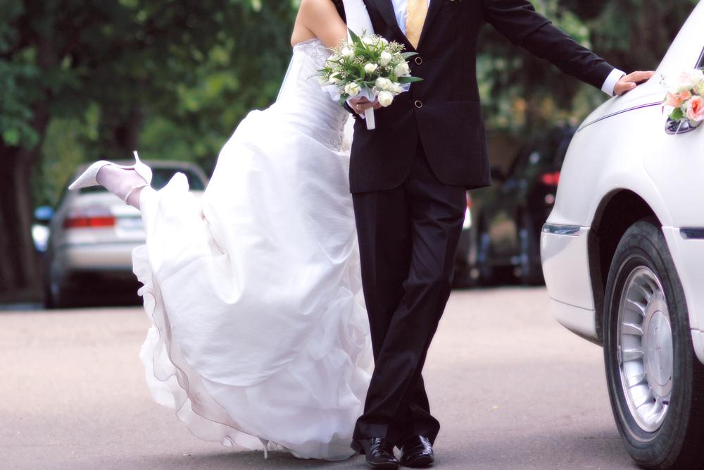 Wedding car huddersfield
