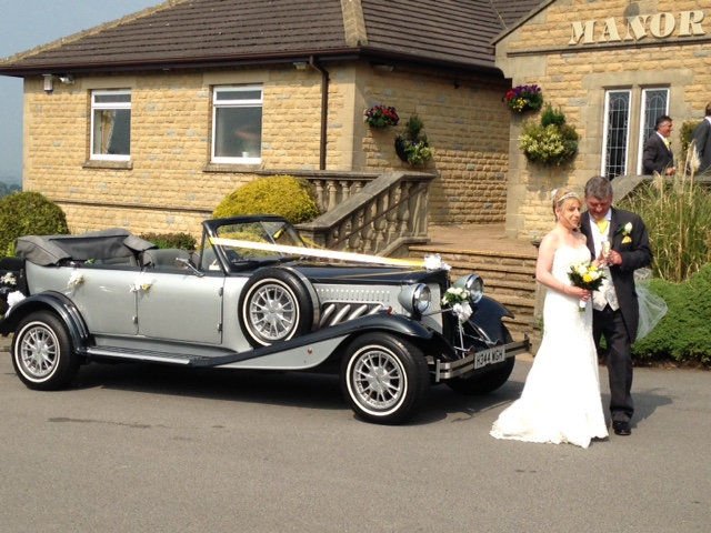 Vintage Wedding Car Hire