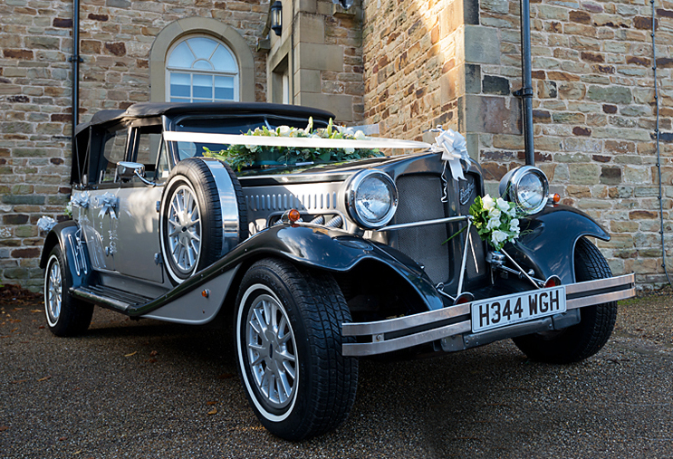 Vintage Wedding Car Hire Huddersfield