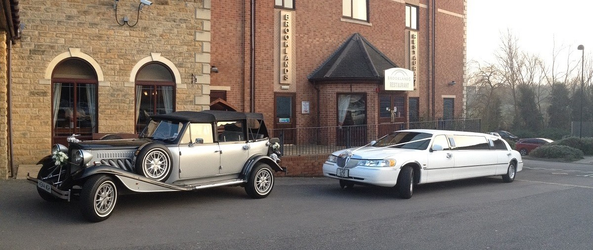 Beauford & Limousine Wedding Cars