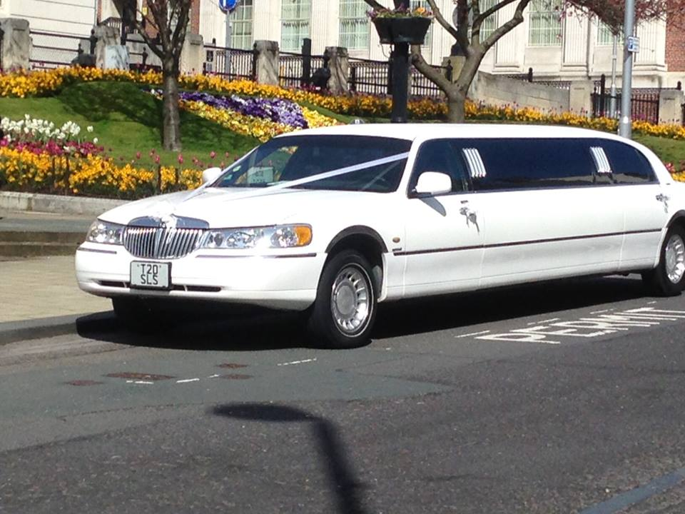 Limousine Wedding Car West Yorkshire