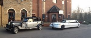 2 Cars Wedding Deals in Huddersfield