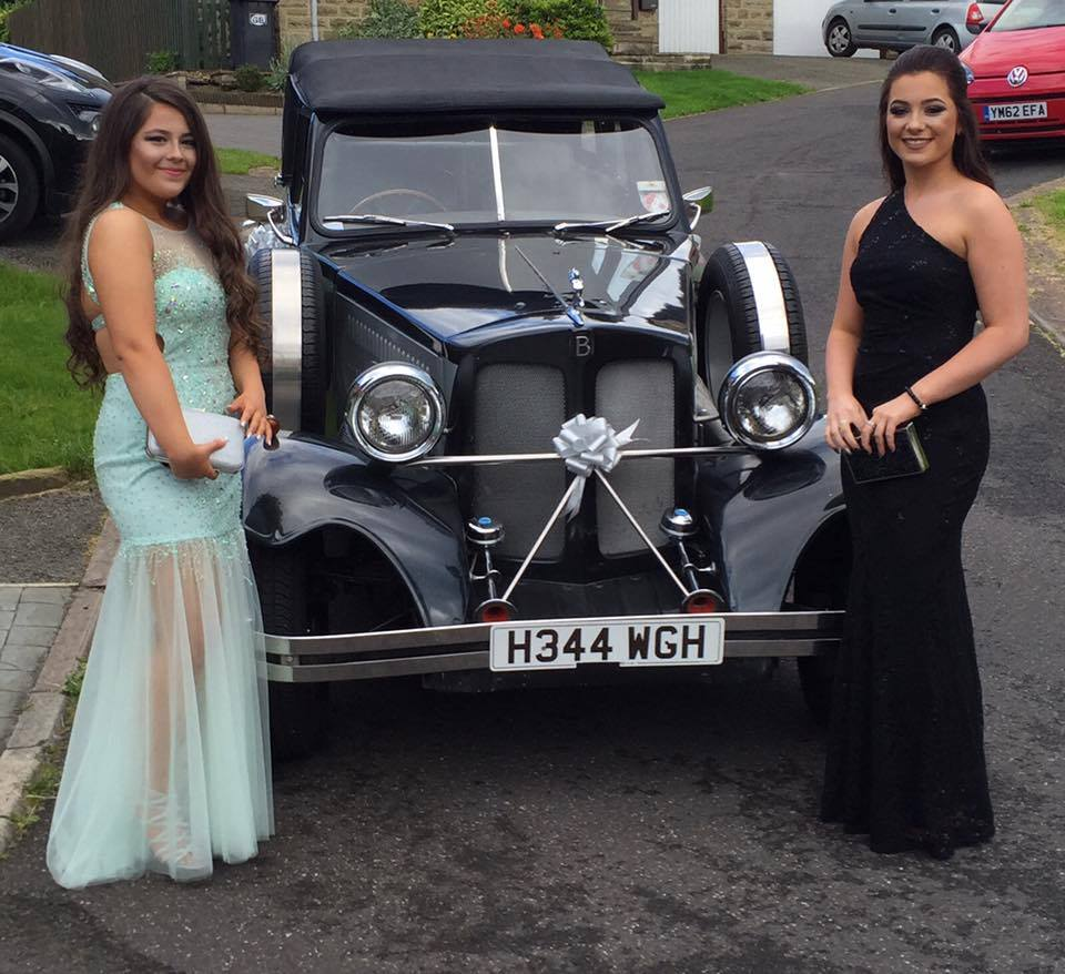 Prom Car Hire Sls Limousines